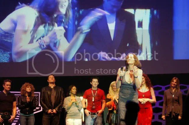 FedCon opening ceremonial