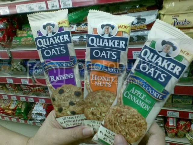 190520091.jpg Quaker Oats cookies image by capturing007