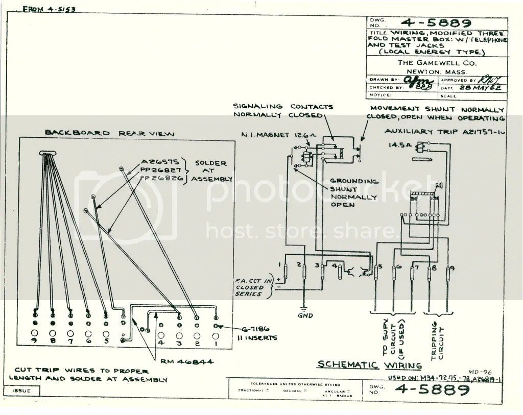 Amp Wiring Diagrams