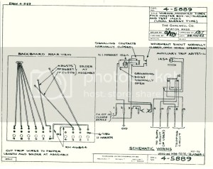 1945 & 1962 wiring diagrams
