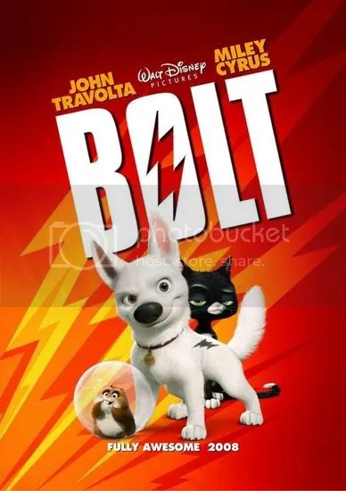 Bolt Final Poster