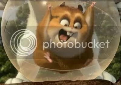 Rhino the Hamster - Bolt Disney Movie
