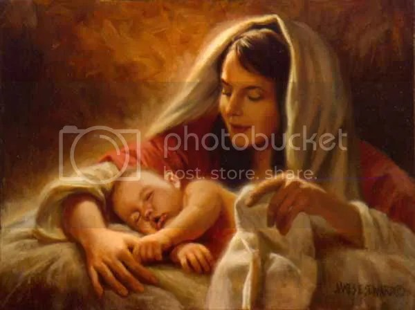 baby jesus photo: Mary And Baby Jesus seward_-_mary__baby_jesus.jpg