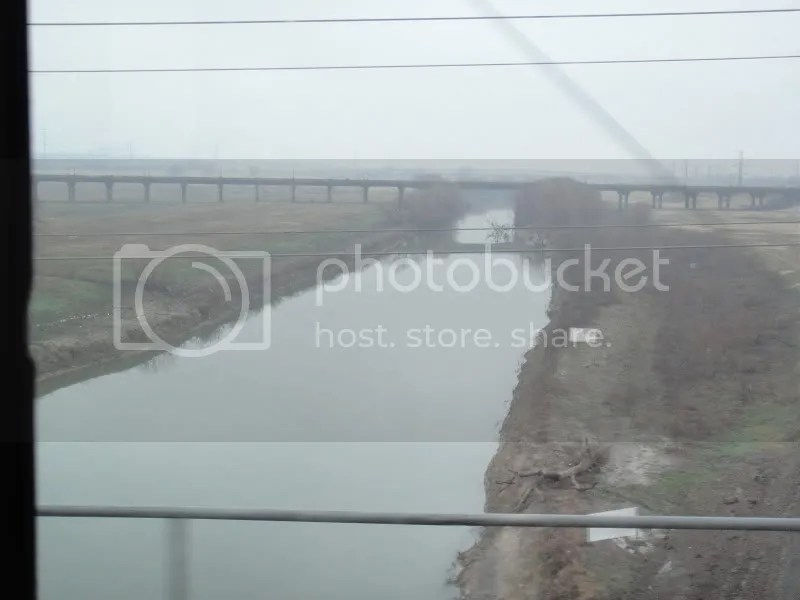 Trinity River (view by train)