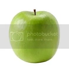 Granny Smith apple photo: Granny Smith Apple gsapple.jpg