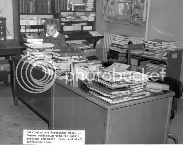 Bibliotecaria