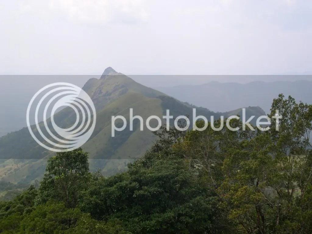 Kumbhakallu peak