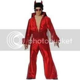 Hellvis Halloween Costume