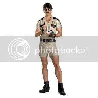 Reno 911 Costume