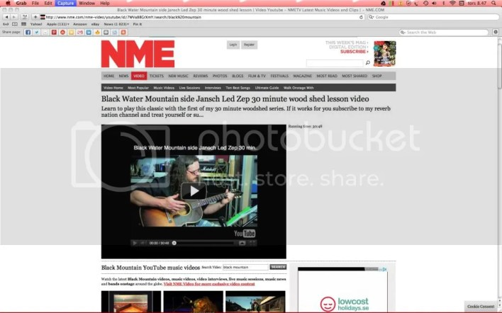 30 Minute Woodshed featured NME photo NME2.jpg
