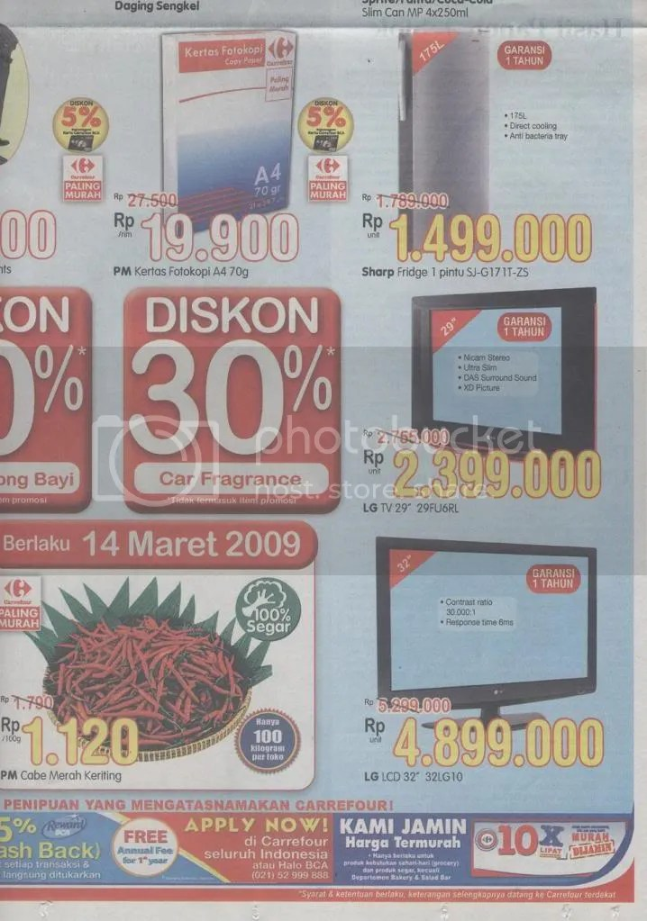 Promo Kompas 13 Maret 2009
