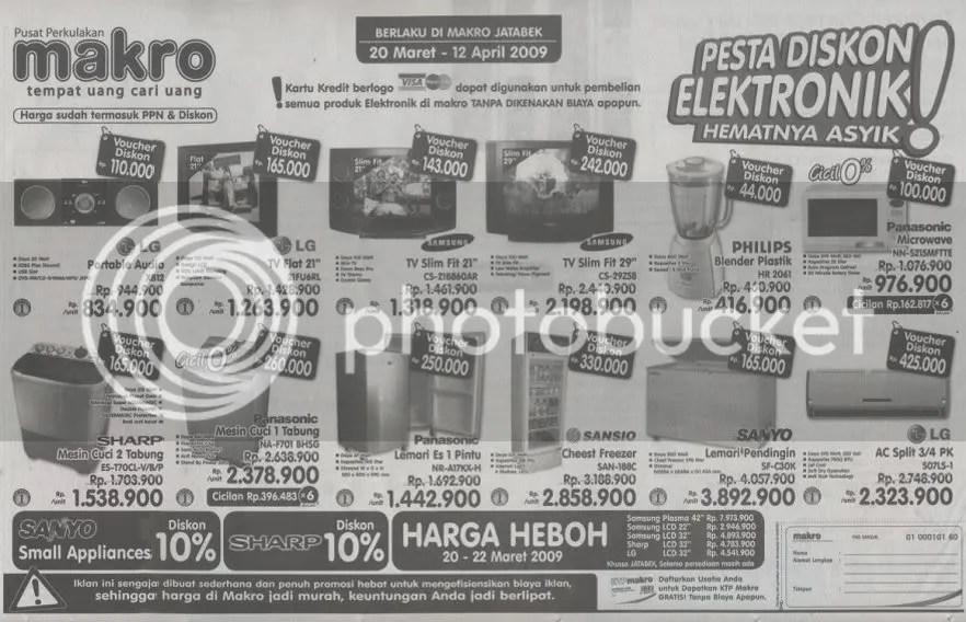 Promo di MAKRO