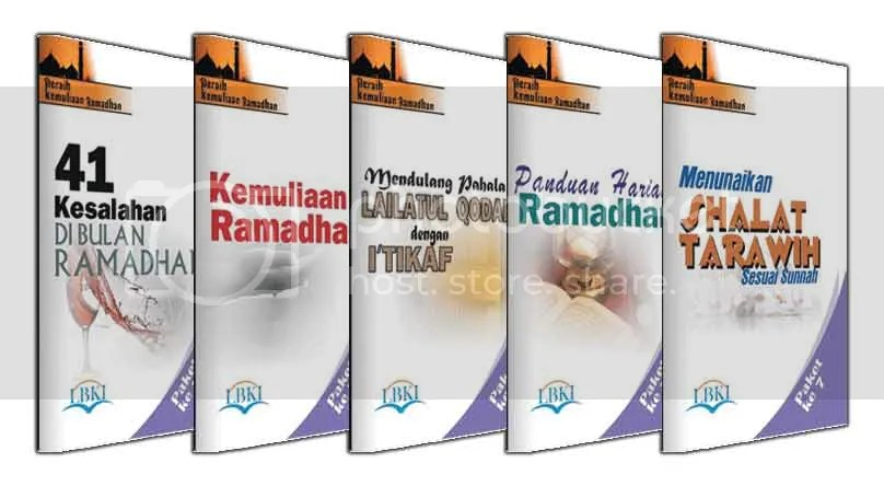Meraih Kemuliaan Ramadhan