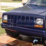 Xj New Front Clip On Your 96 And Back Cherokee Jeepforum Com