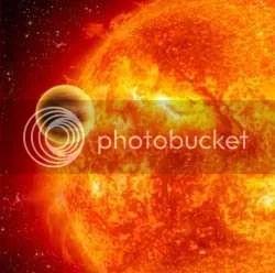 Planet panas