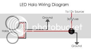 AAC Halo Fog Lights  Camaro5 Chevy Camaro Forum  Camaro