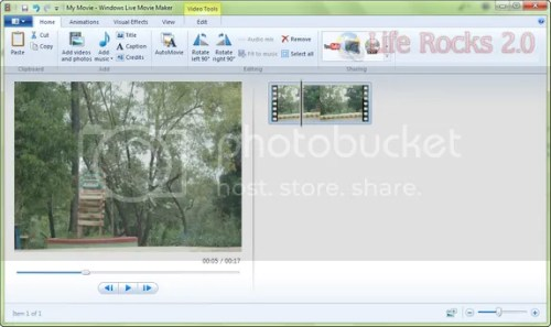 Download Windows Live Movie Maker cho Vista và Windows 7