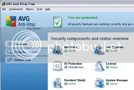 Download AVG Anti-Virus 9 miễn phí