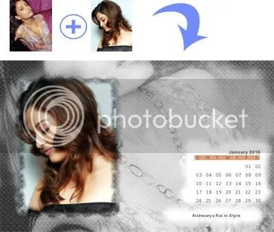 Tạo lịch đặc sắc với ảnh của bạn