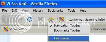 Tạo liên kết rút gọn Goo.gl với Firfox add-on Goo.gl Lite