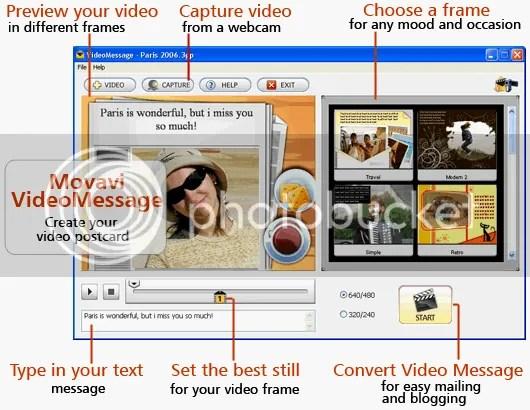 Download Movavi VideoMessage miễn phí