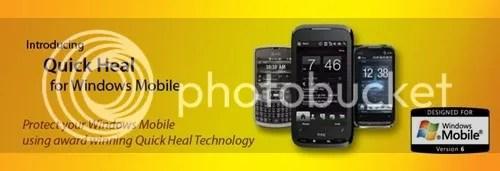 Download Quick Heal for Windows Mobile - Dùng thử miễn phí 2 tháng