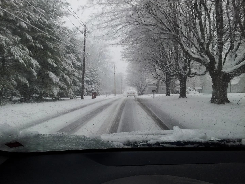 Snowpocalypse 2014, Indianapolis, Indiana