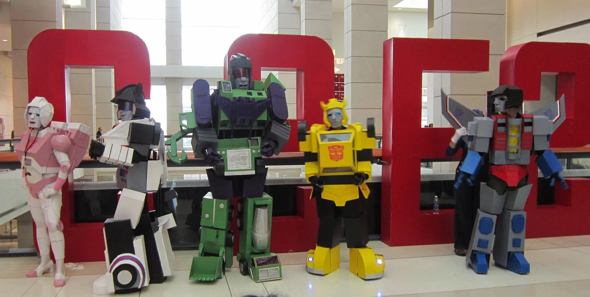 Transformers, C2E2