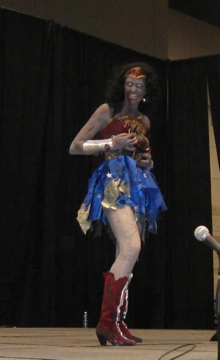 zombie Wonder Woman, C2E2