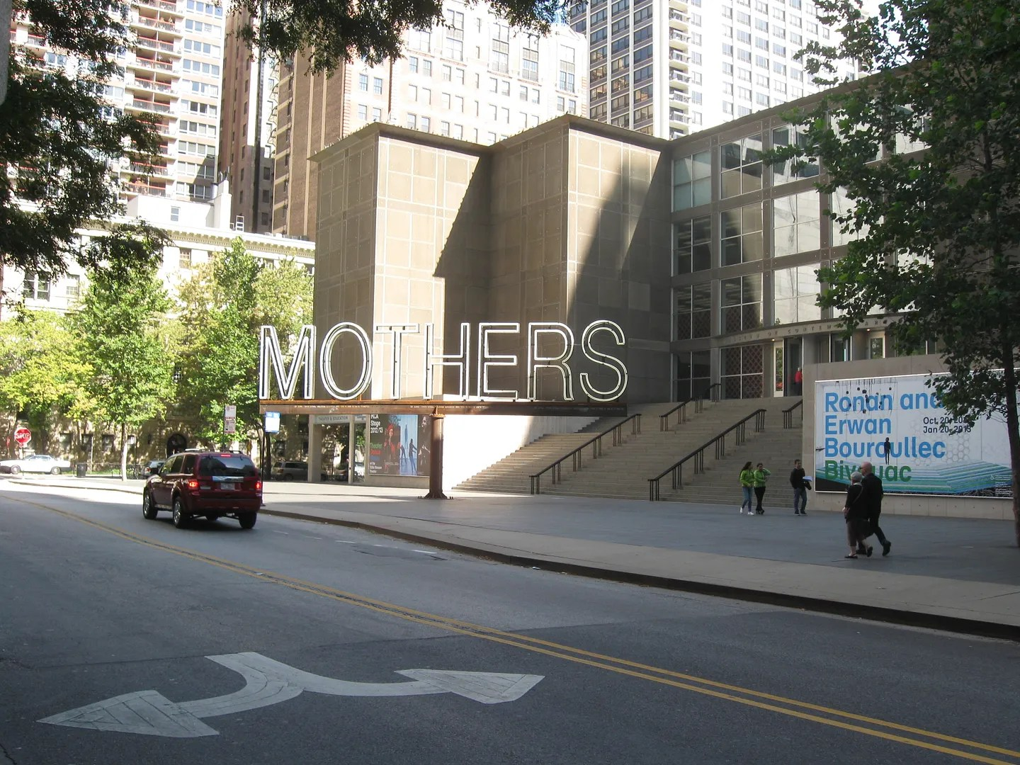 Mothers, MCA, Chicago