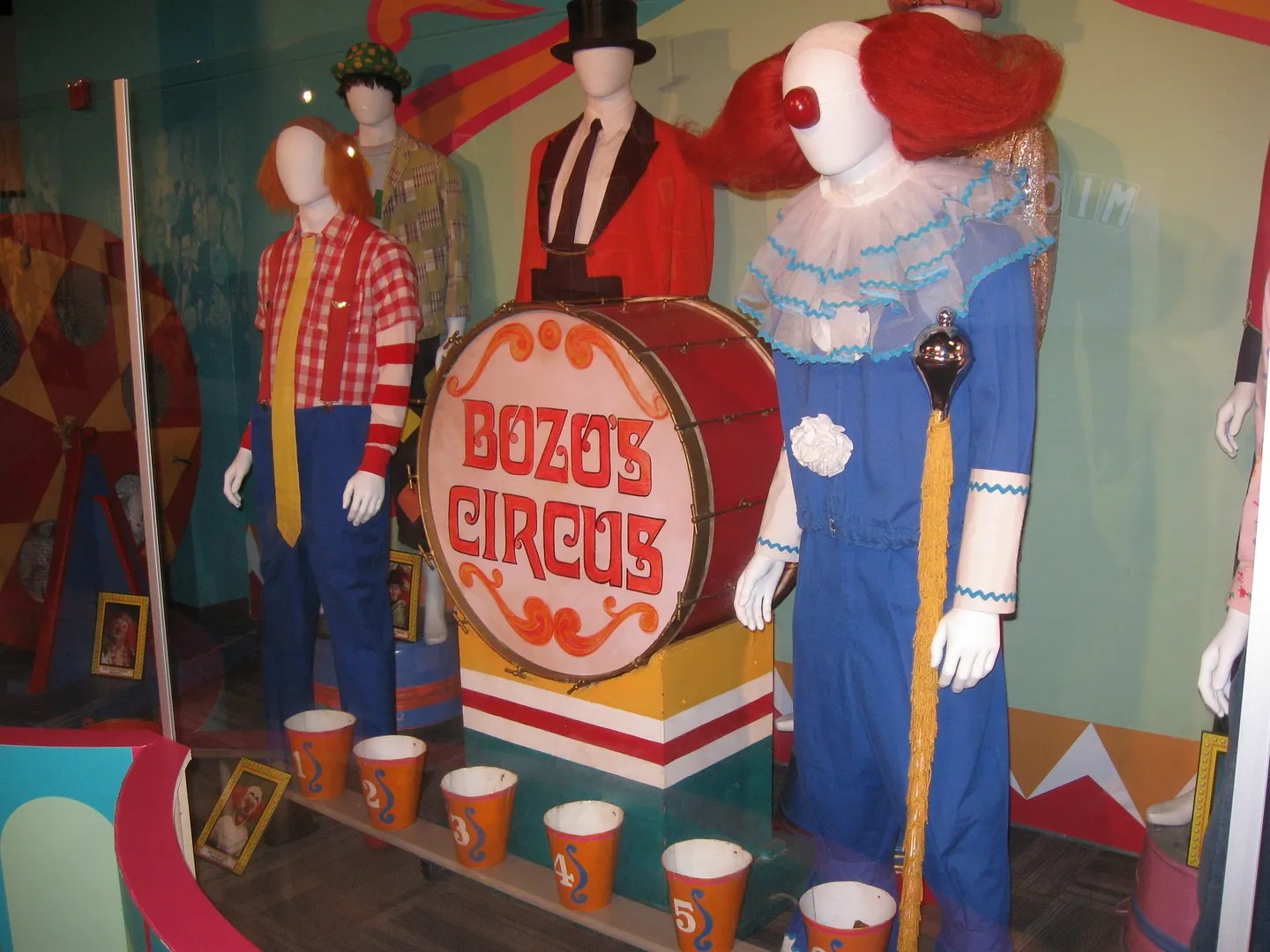 Bozo the Clown, Bozo's Circus