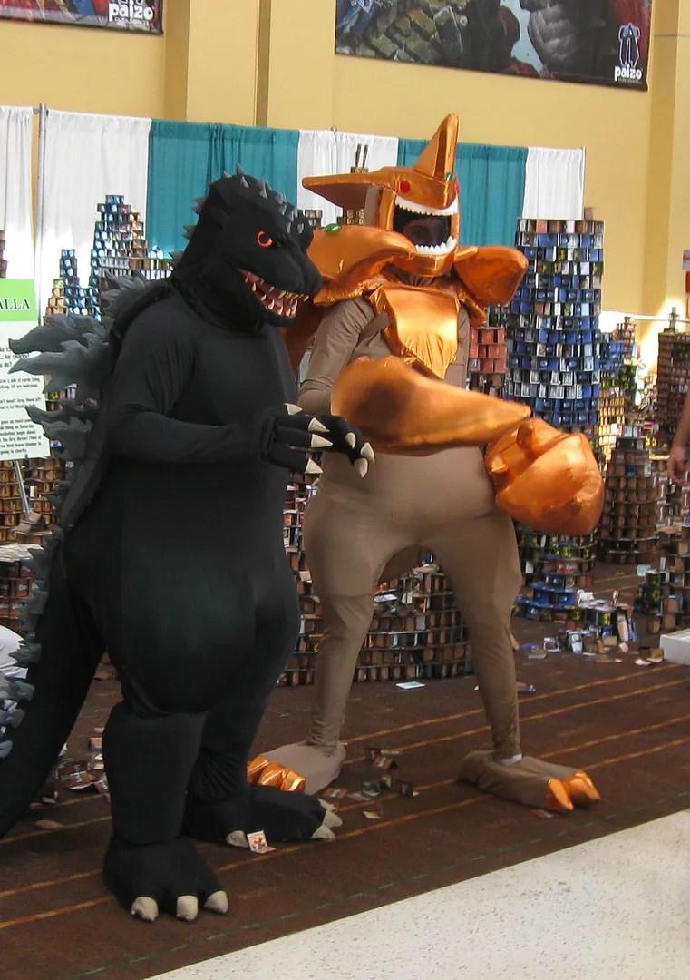 Godzilla, Gorghadra, Monsterpocalypse, GenCon 2013