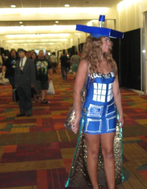 TARDIS, GenCon 2013
