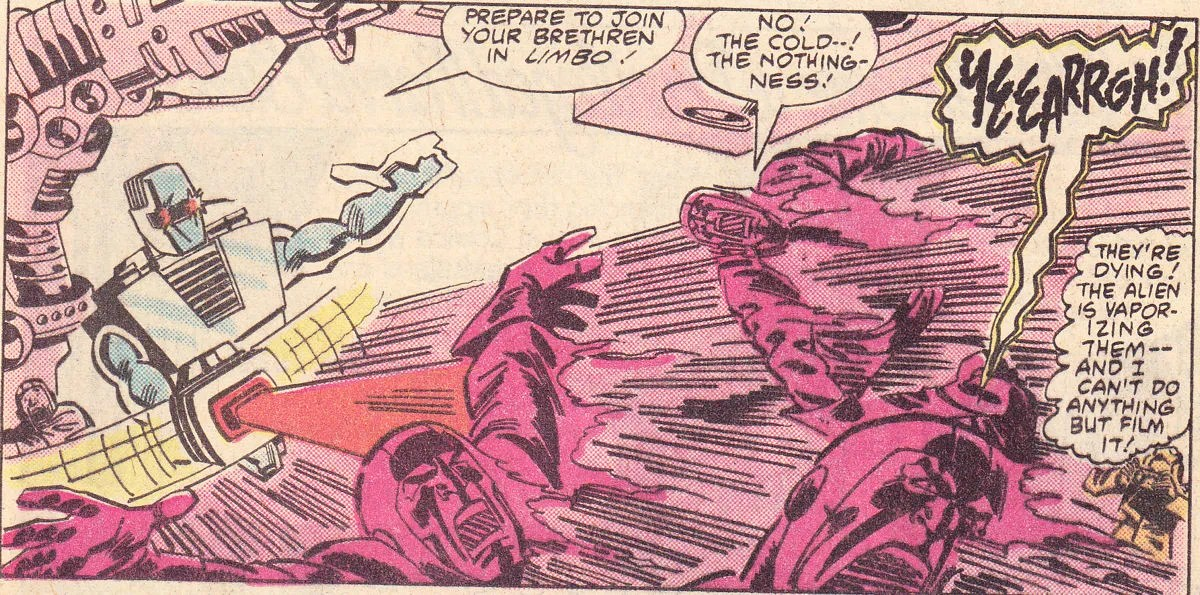 Rom Spaceknight, Marvel Comics, 1980