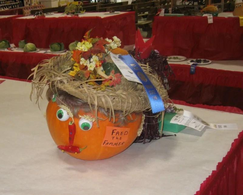 4-H Pumpkin Contest