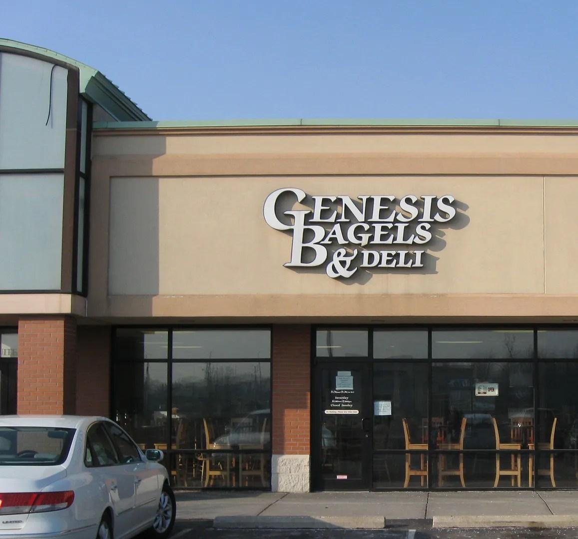 Genesis Bagels & Deli