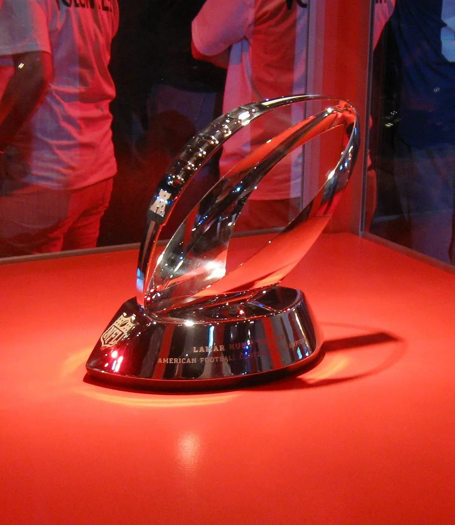 Lamar Hunt Trophy 2012