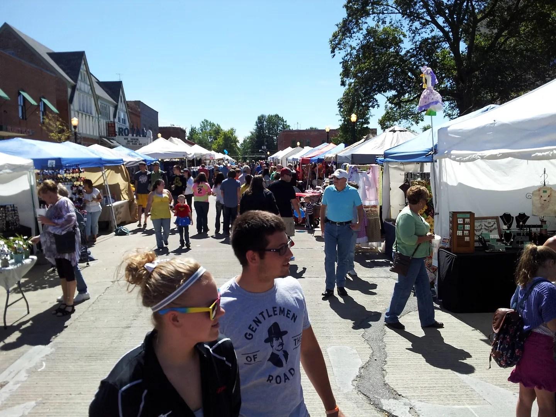 Danville Fair on the Square