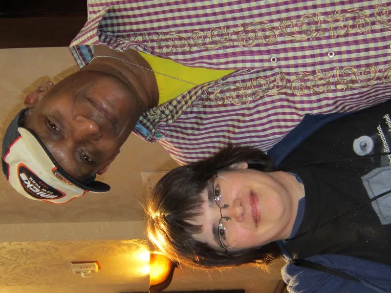 Tony Todd, Starbase Indy 2011, Indianapolis