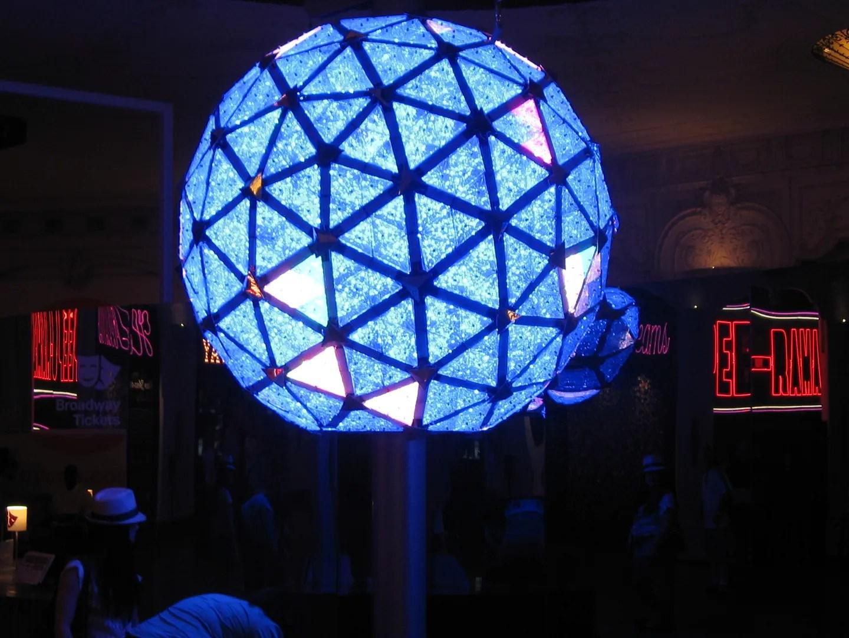 Times Square ball, Manhattan