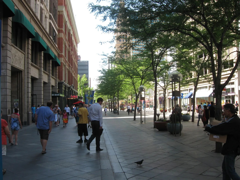 16th Street Mall, Denver, Colorado