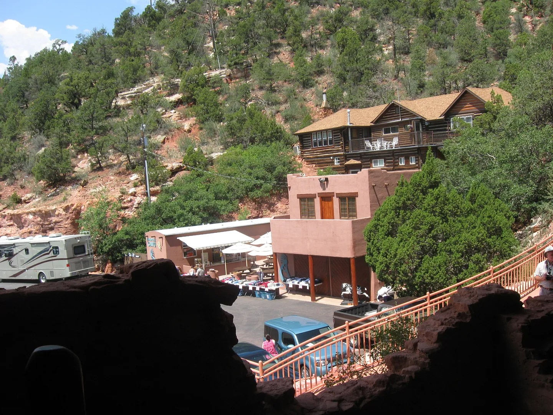 Manitou Cliff Dwellings, Manitou Springs