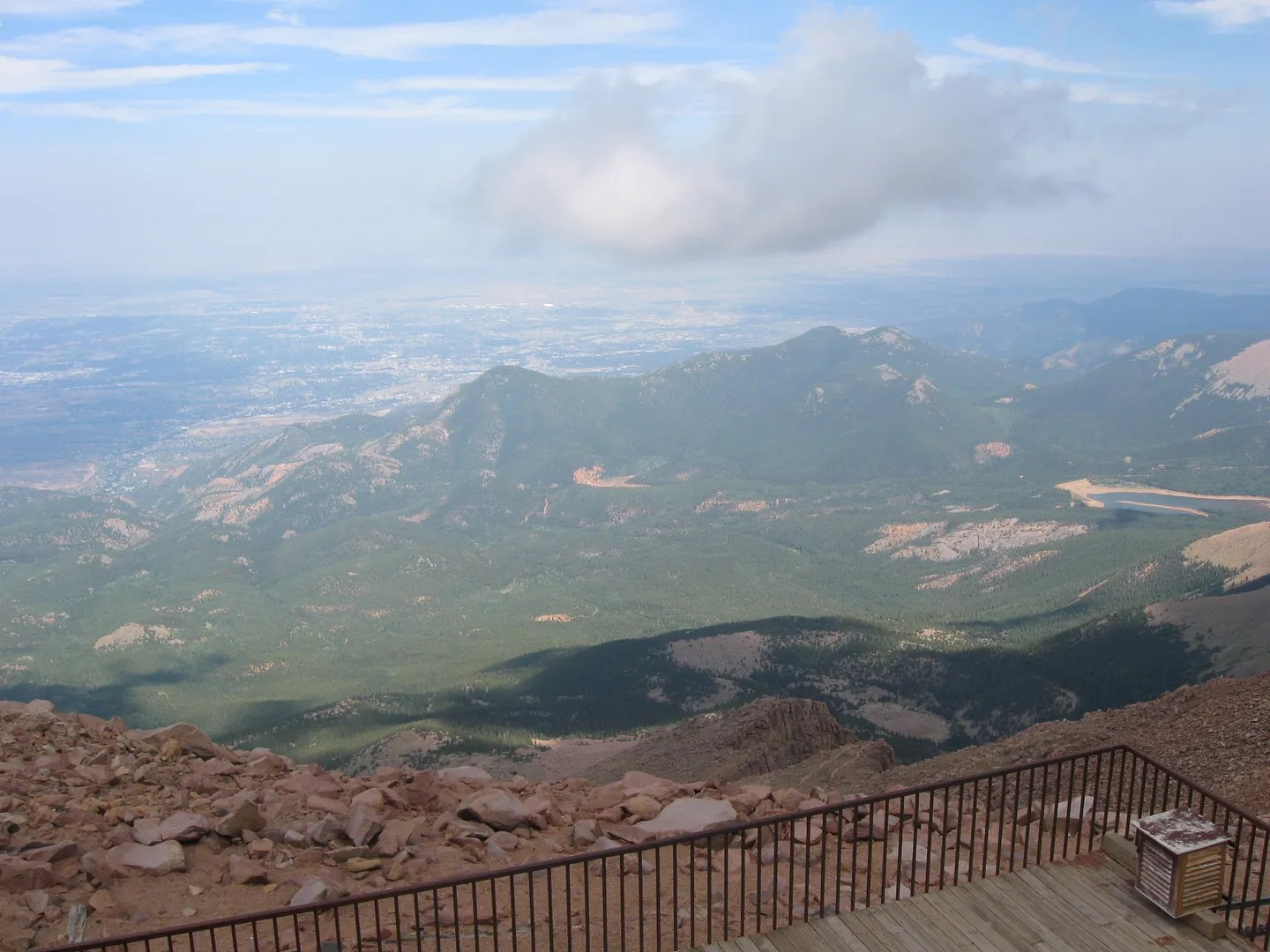 Pikes Peak, Manitou Springs, Colorado