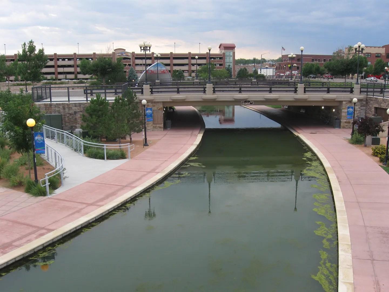 Arkansas Riverwalk, Pueblo Colorado