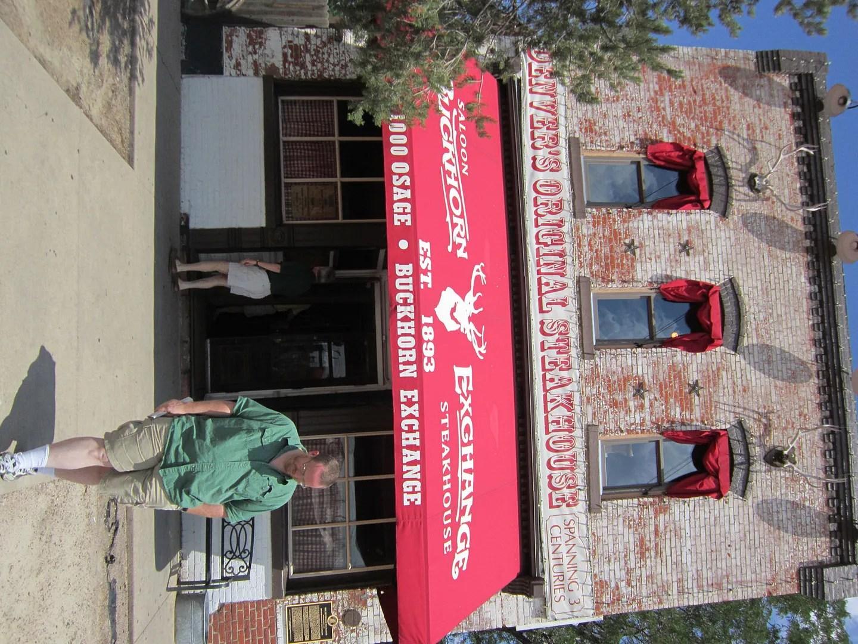 Buckhorn Exchange restaurant, Denver