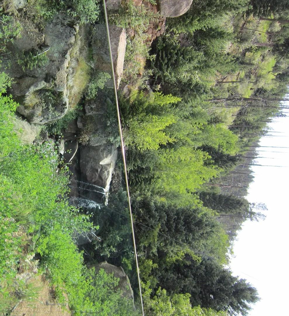 Tiny Falls, Pikes Peak