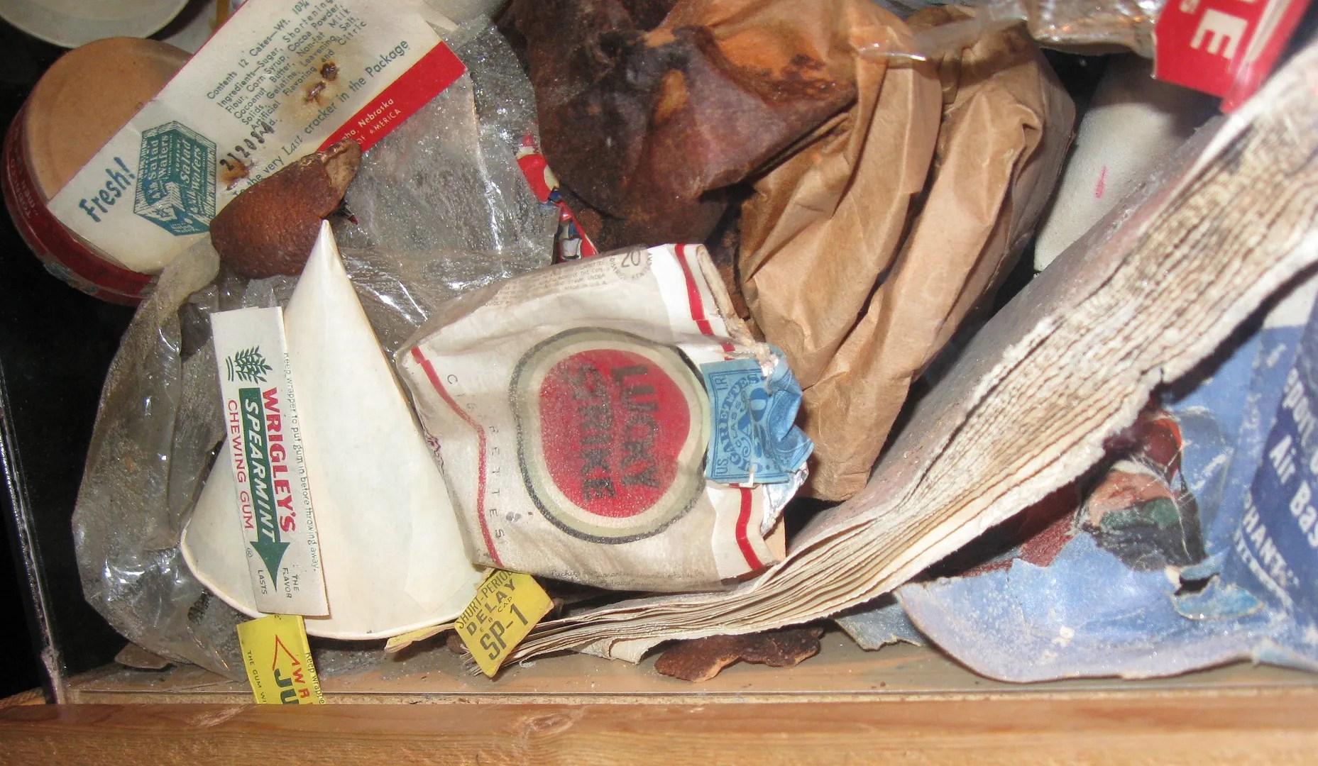 trash preservation, Underground Salt Museum