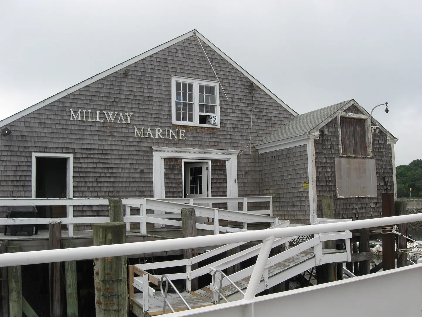 Millway Marine, Barnstable, Cape Cod, Massachusetts