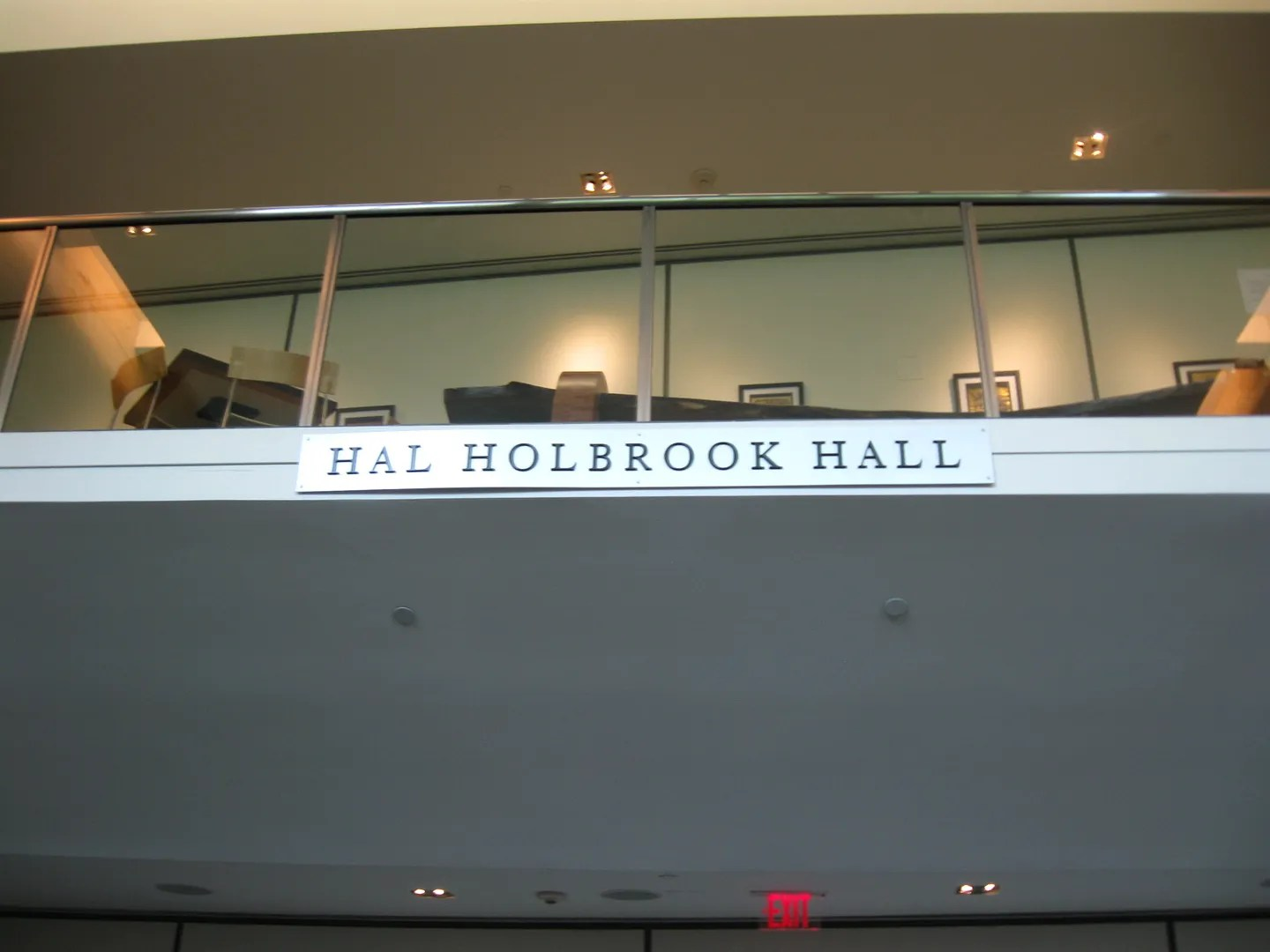 Hal Holbrook Hall, Mark Twain Museum, Hartford
