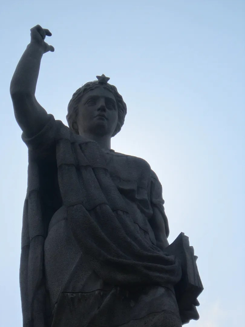 Faith,National Monument to the Forefathers, Plymouth, Massachusetts